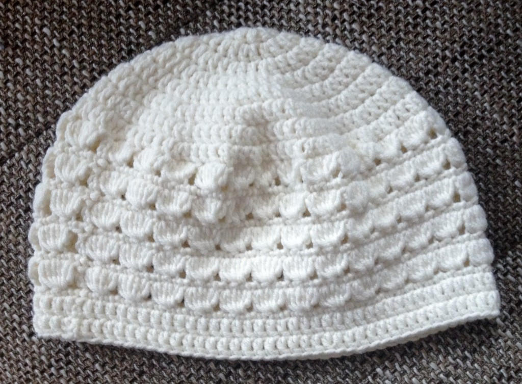 Girls Hat – Shell Pattern