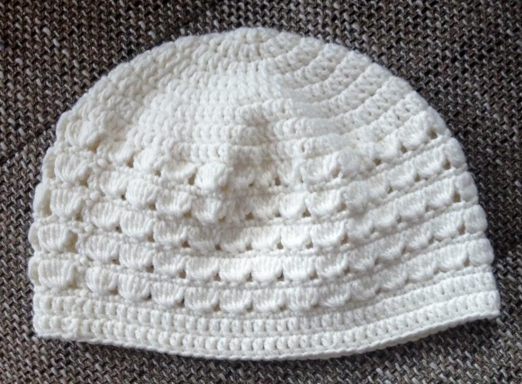 muschel mütze häkeln anleitung